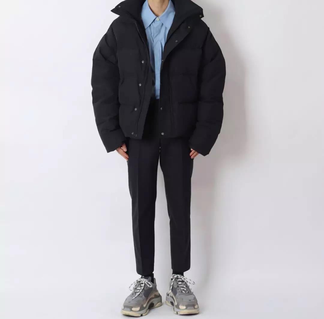 羡慕别人的180cm,不如用这条『九分西裤』管好自己的双腿  秋11月 第23张