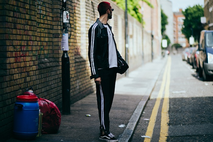 TOP街拍   2018伦敦男装周 小鲜肉帅大叔集体霸屏  夏6月 第5张