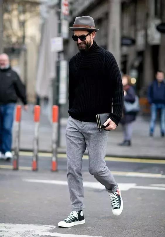 不穿秋裤的下半身还能怎么过冬?  秋11月 第15张