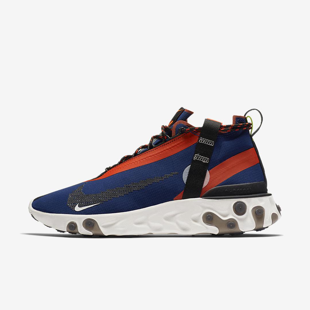"""终于有了发售日期!这双 Nike React 新鞋重新定义了 """"机能""""!  秋11月 第12张"""