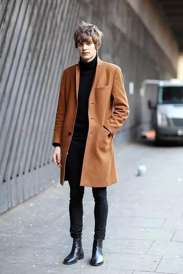 大衣怎么穿才有型?时尚博主们来支招了  秋11月 第7张