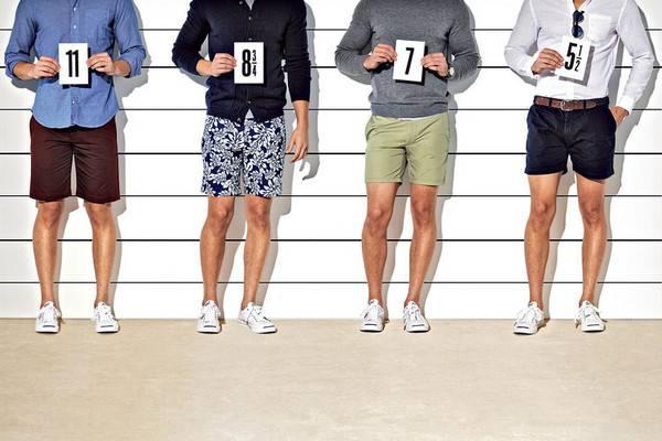 冷知识 | 男生短裤多长最有型?这样穿短裤才是翩翩公子  夏6月 第3张