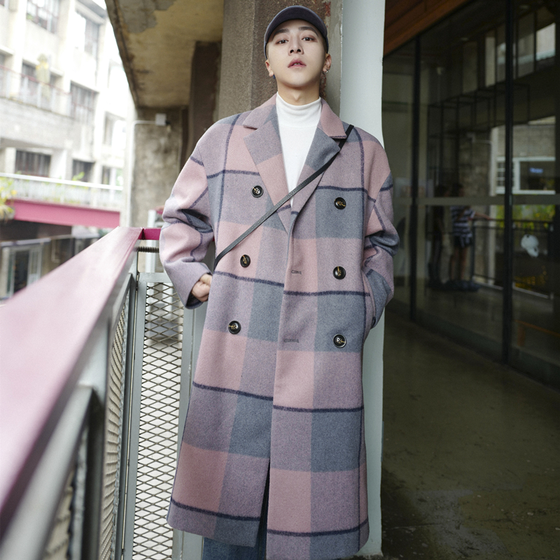 大衣怎么穿才有型?时尚博主们来支招了  秋11月 第21张
