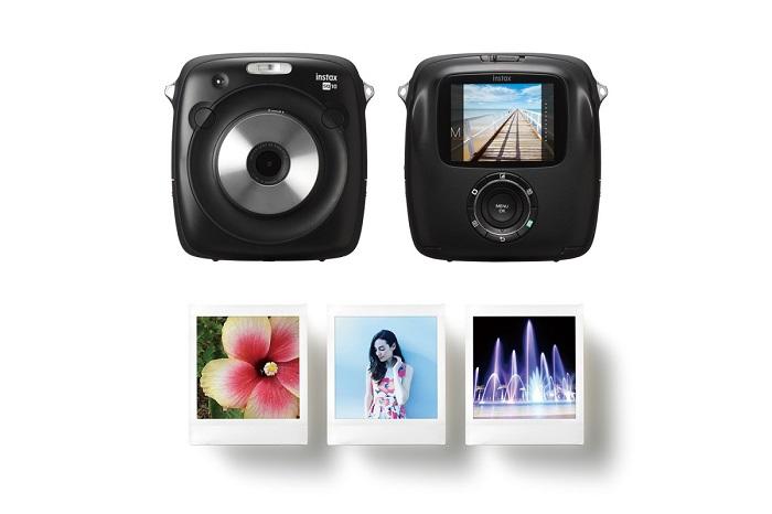 实物版的instagram 带液晶屏的拍立得相机?