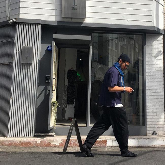 Daily Lookbook | VOL.3 型男大叔的日常穿搭  夏7月 第6张