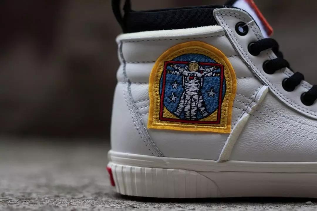 Vans x NASA出了双sneaker 穿着它飞上太空吧  秋11月 第2张