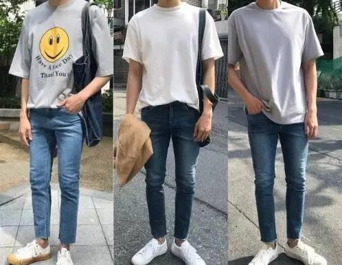 夏日男装清爽搭配,简洁又讨喜  夏8月 第7张