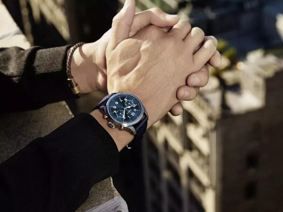 不同场合、不同风格,一块智能腕表就能帮你全部解决  秋11月 第17张