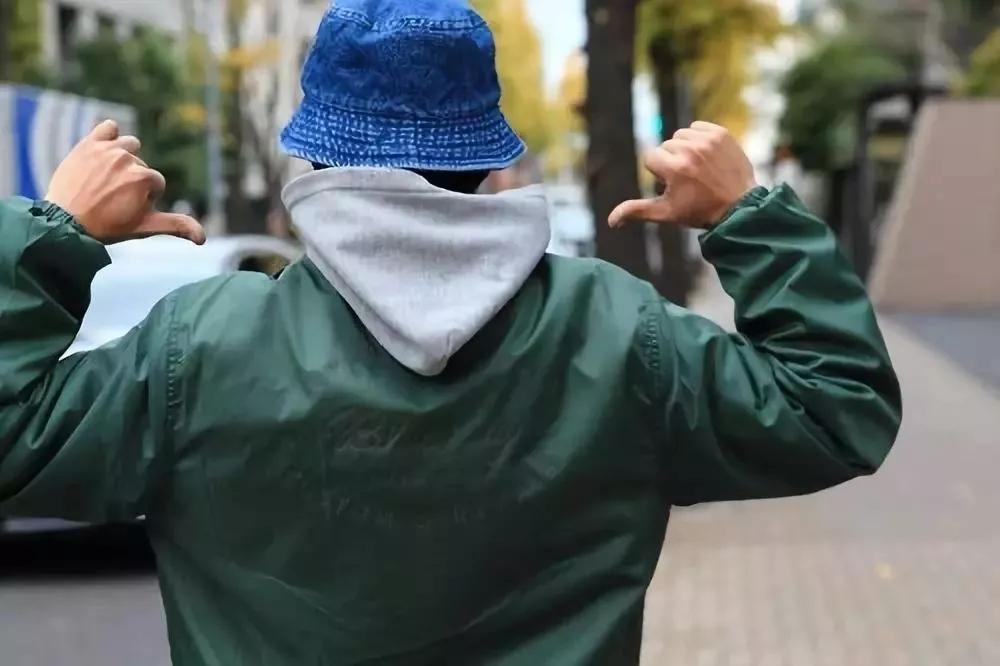 防风防雨,教练夹克安排下  秋11月 第24张