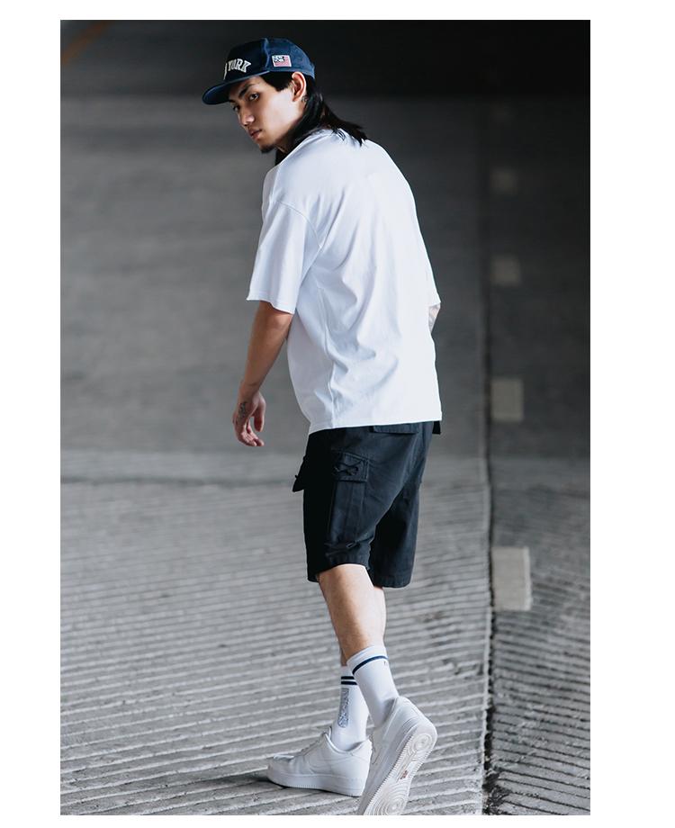 KEYWORD 新品 | 凭一条工装短裤燃爆荷尔蒙,搭配魅力只有潮人能懂  春5月 搭配 第2张