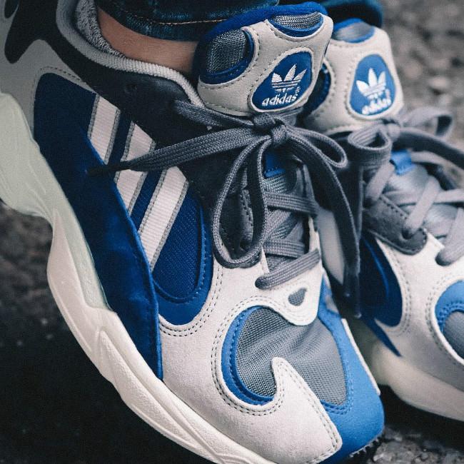 今年大热的平民老爹鞋!adidas Yung-1 两款全新配色刚刚发售!  秋11月 第4张