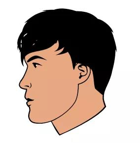 你的脸型适合什么样的发型?  秋11月 第38张