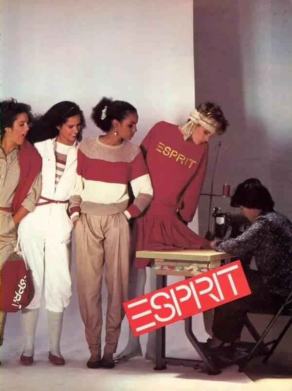 最大牌 | 那个曾经叱咤风云的ESPRIT还能时尚起来吗?  夏6月 第5张