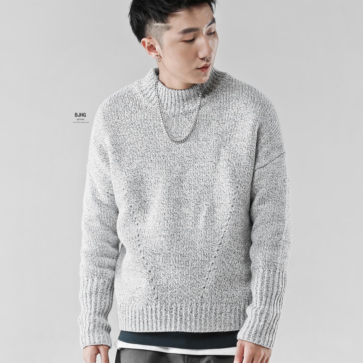 2018秋冬流行的型男毛衣,如何穿出时尚feel?  秋11月 第25张