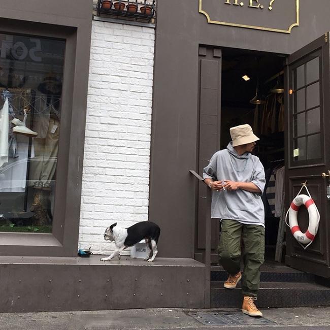 Daily Lookbook | VOL.3 型男大叔的日常穿搭  夏7月 第5张