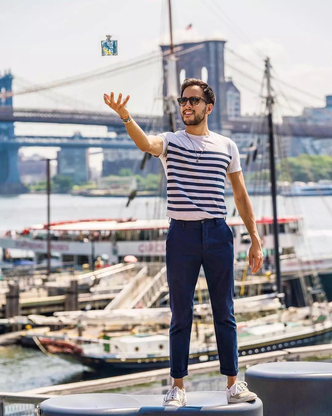羡慕别人的180cm,不如用这条『九分西裤』管好自己的双腿  秋11月 第3张
