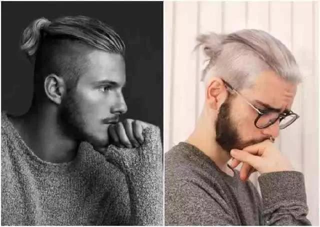 冬季多情,换一款男士铲青发型来撩妹吧~  秋11月 第11张