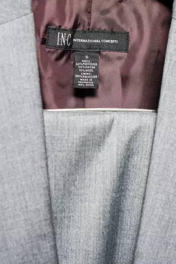 冷知识 | 我有1000种方法辨别廉价西装,这10种最关键  春5月 第5张