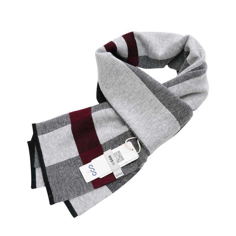 男士围巾到底有多重要?冬天要来了你不来一条嘛!  秋11月 第31张