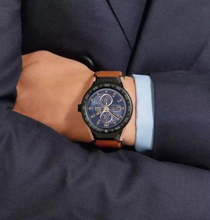 不同场合、不同风格,一块智能腕表就能帮你全部解决  秋11月 第22张