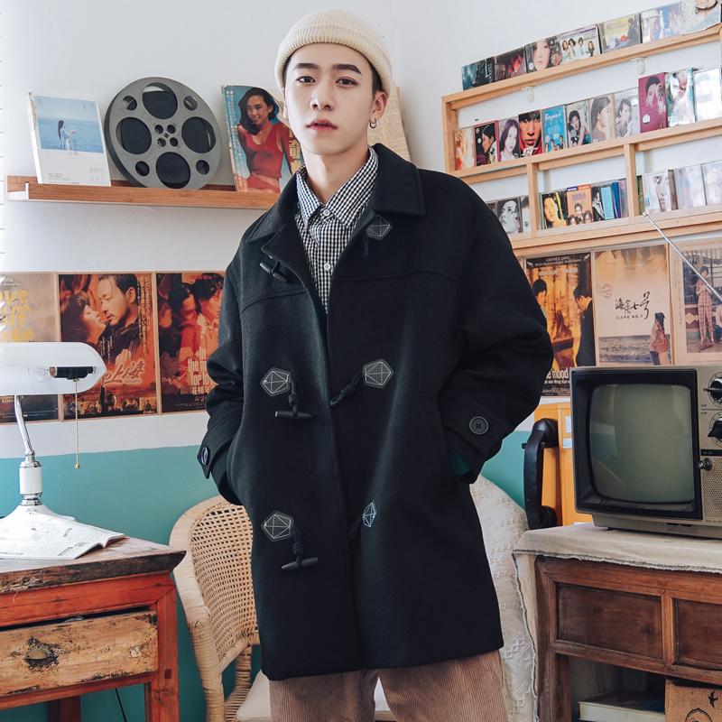 每个男生都是大衣控,冬天少了大衣怎么行?!  秋11月 第10张