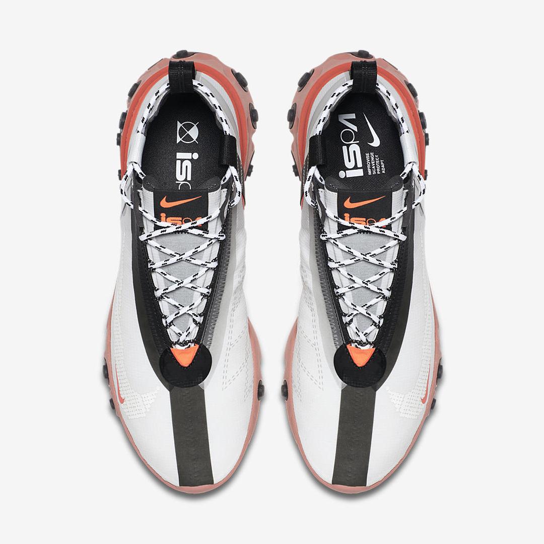 """终于有了发售日期!这双 Nike React 新鞋重新定义了 """"机能""""!  秋11月 第6张"""