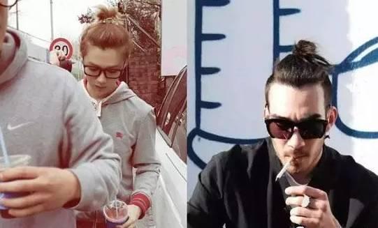 戴眼镜的男生适合什么发型?  春5月 第4张