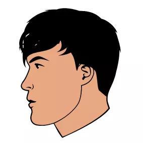 你的脸型适合什么样的发型?  秋11月 第23张