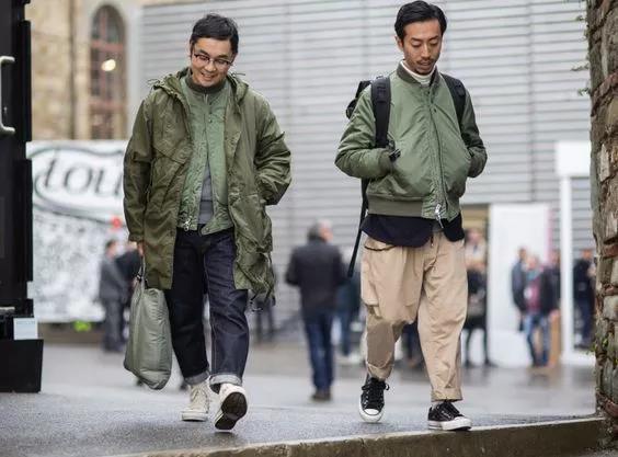 男生要怎么搭配裤子和鞋子?不止关系到腿长  秋10月 第1张