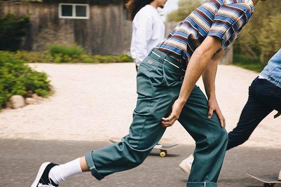 冷知识   除了卷裤腿,今天终于学会了塞衣角! 显高塞衣角教程  春5月 第1张