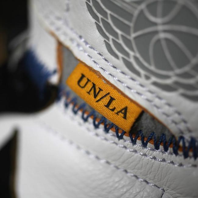 包装不简单!关注度超高的 Union x AJ1 联名完整细节抢先看  秋11月 第4张