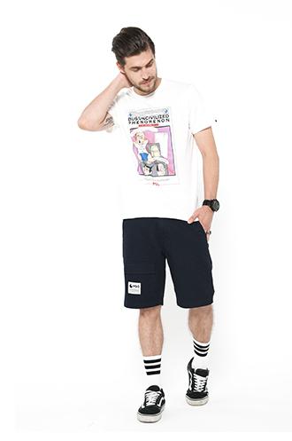 今年夏天你一定不能错过的国潮T恤lookbook  春5月 第10张