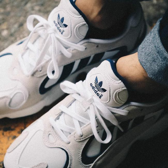 今年大热的平民老爹鞋!adidas Yung-1 两款全新配色刚刚发售!  秋11月 第6张