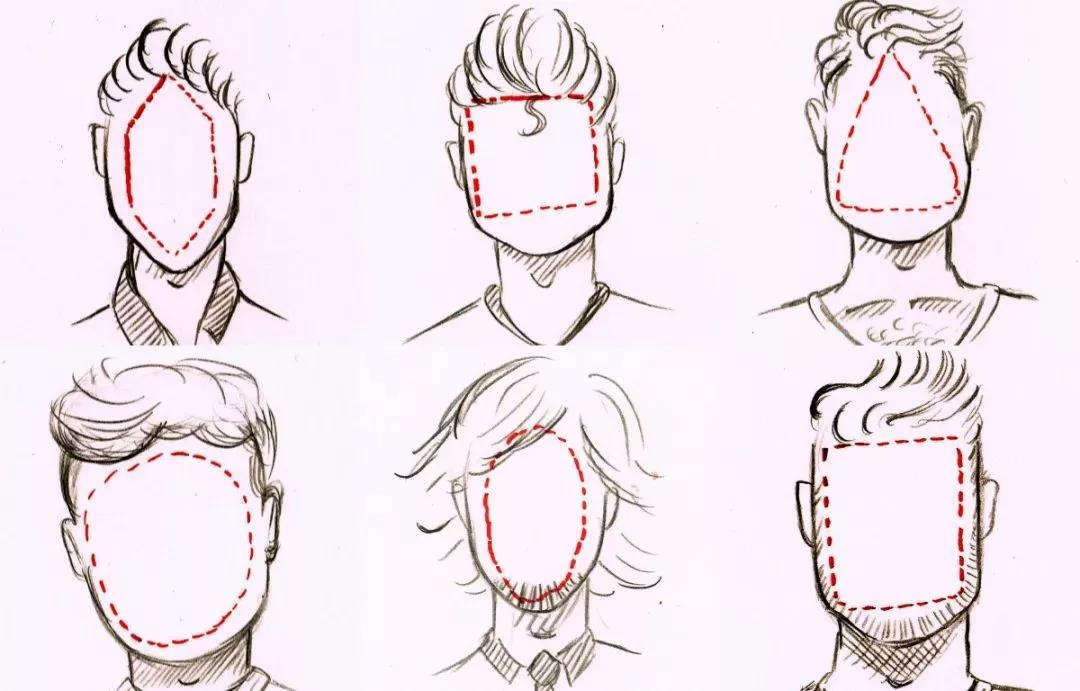 你的脸型适合什么样的发型?  秋11月 第1张