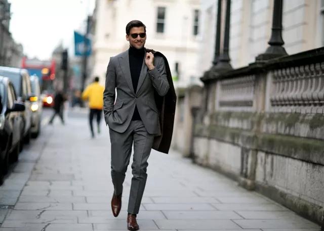 大衣怎么穿才有型?时尚博主们来支招了  秋11月 第4张