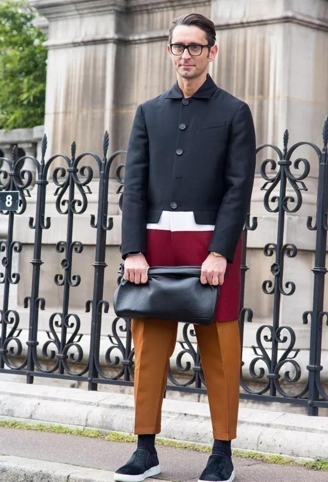 大衣怎么穿才有型?时尚博主们来支招了  秋11月 第18张