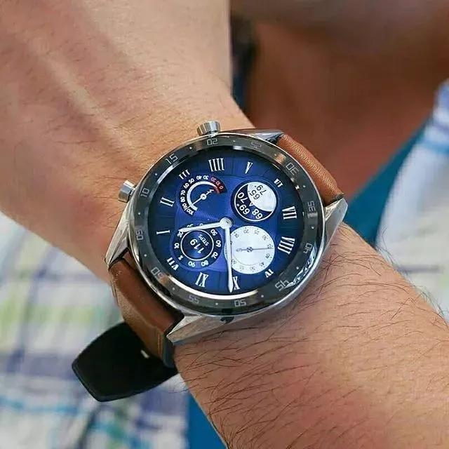 不同场合、不同风格,一块智能腕表就能帮你全部解决  秋11月 第12张