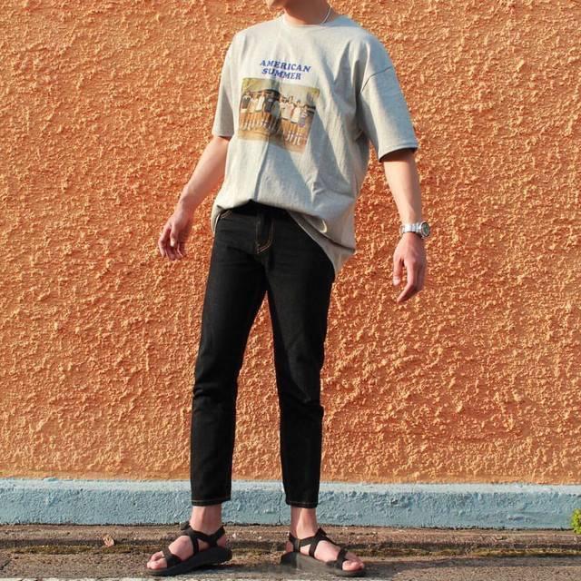 冷知识   除了卷裤腿,今天终于学会了塞衣角! 显高塞衣角教程  春5月 第15张