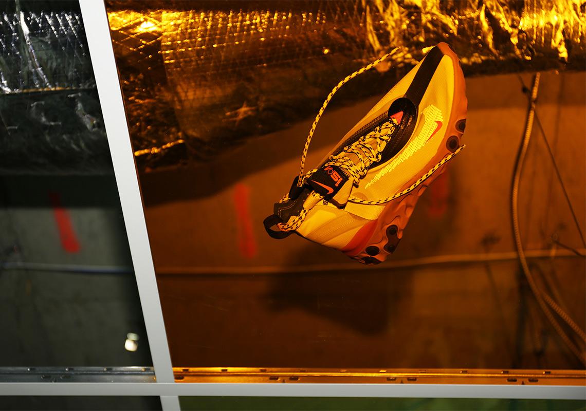 """终于有了发售日期!这双 Nike React 新鞋重新定义了 """"机能""""!  秋11月 第2张"""