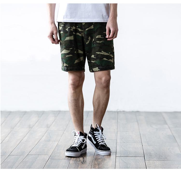 没有短裤夏天怎么过!这些款式你都备齐了吗?  春5月 第17张