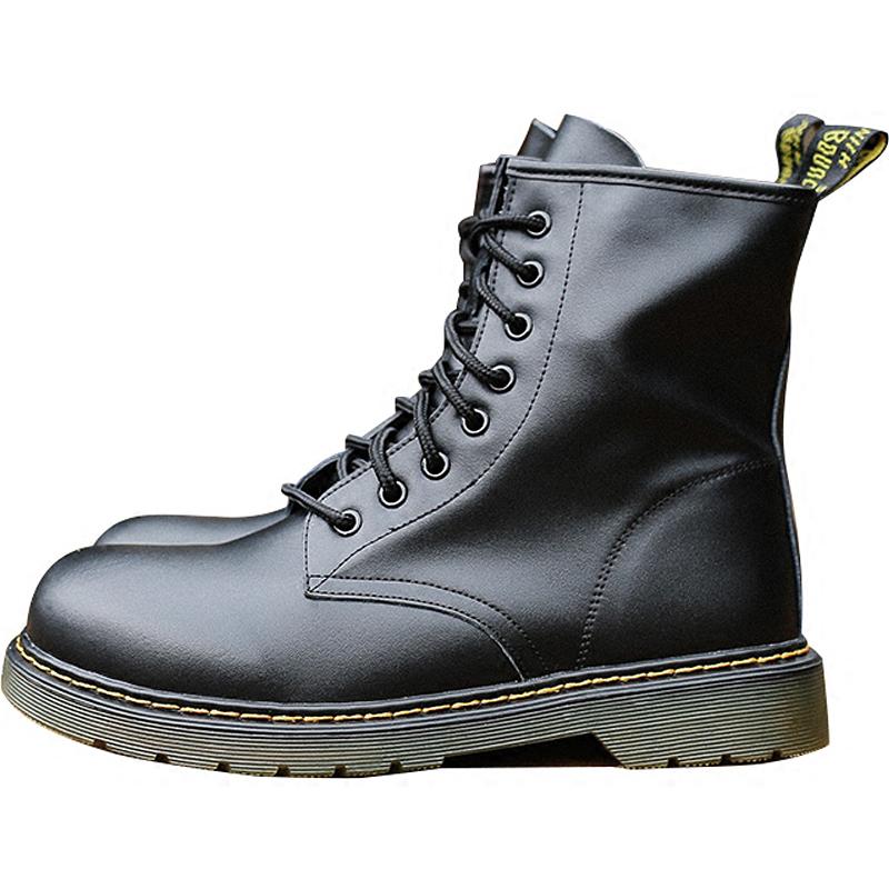 还在用大衣配球鞋?型男们早就开始配短靴了  秋11月 第18张