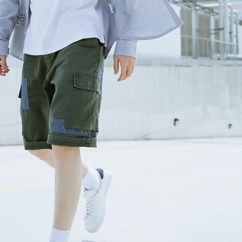 没有短裤夏天怎么过!这些款式你都备齐了吗?  春5月 第9张