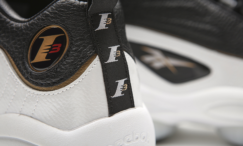 传奇再续,Reebok 正式发布 Iverson Legacy 鞋款  秋11月 第15张