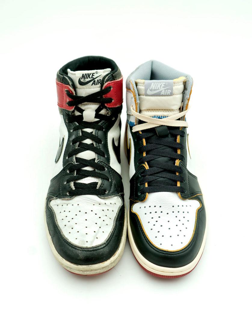 中国区只发一款配色!Union x Air Jordan 1 设计灵感也曝光了!  秋11月 第5张