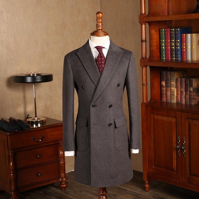 大衣怎么穿才有型?时尚博主们来支招了  秋11月 第28张