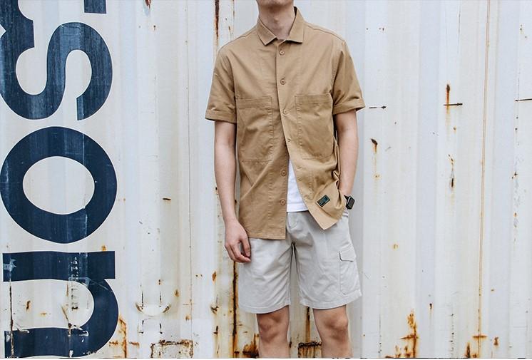 KEYWORD 新品 | 型男如何穿好工装风格  春5月 搭配 第2张