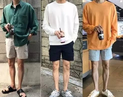 夏日男装清爽搭配,简洁又讨喜  夏8月 第6张