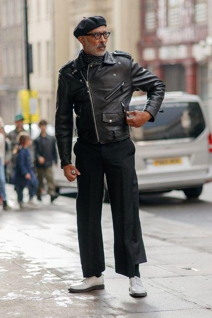 夹克收集狂:夹克永远穿不够!没有它们怎么算入冬?  秋11月 第19张