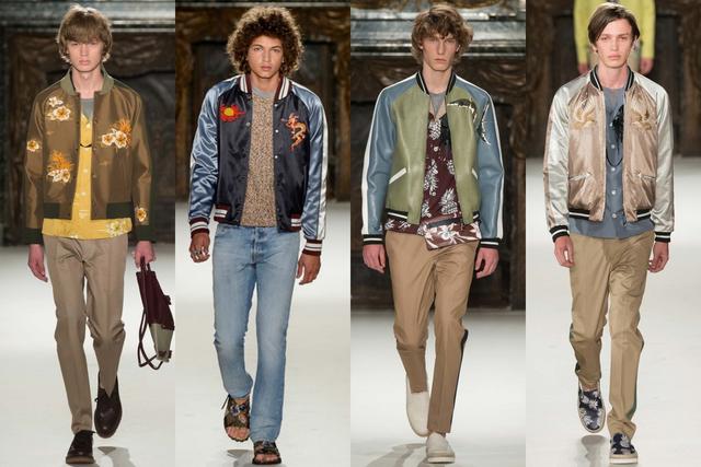 夹克收集狂:夹克永远穿不够!没有它们怎么算入冬?  秋11月 第15张