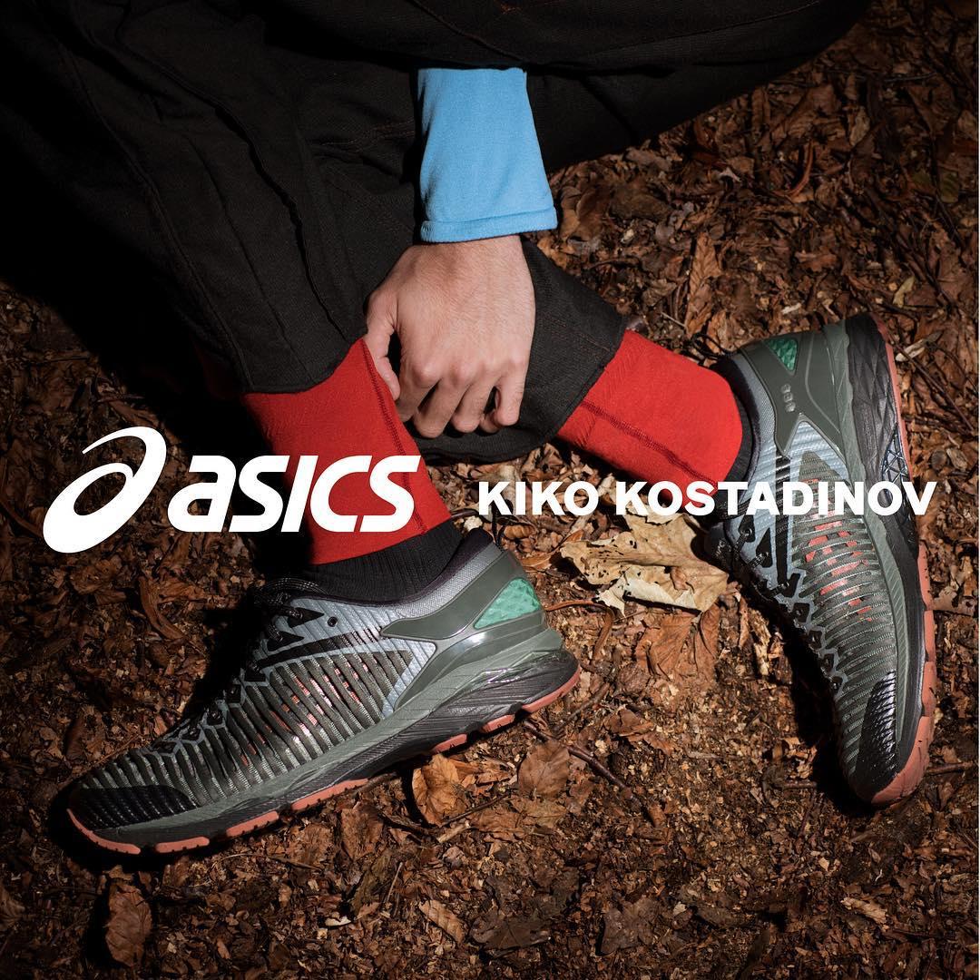Kiko Kostadinov x ASICS GEL-DELVA 即将于本周发售  秋11月 第2张